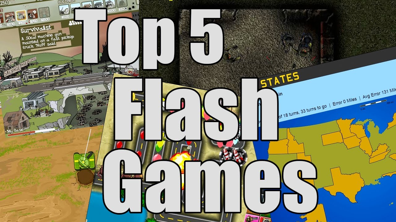 Information About Online Flash Games